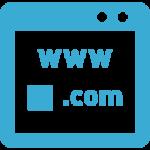ブログサイトを作る【独自ドメインを取得する】