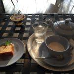 群馬のカフェでお花見 紅茶専門店リバティー